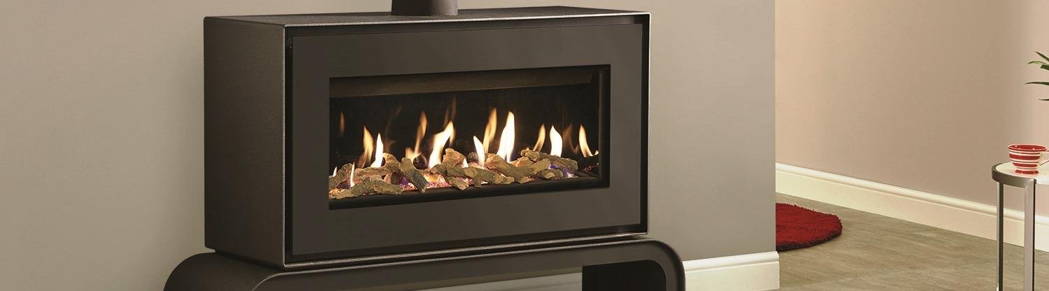 Studio freestanding gas stove